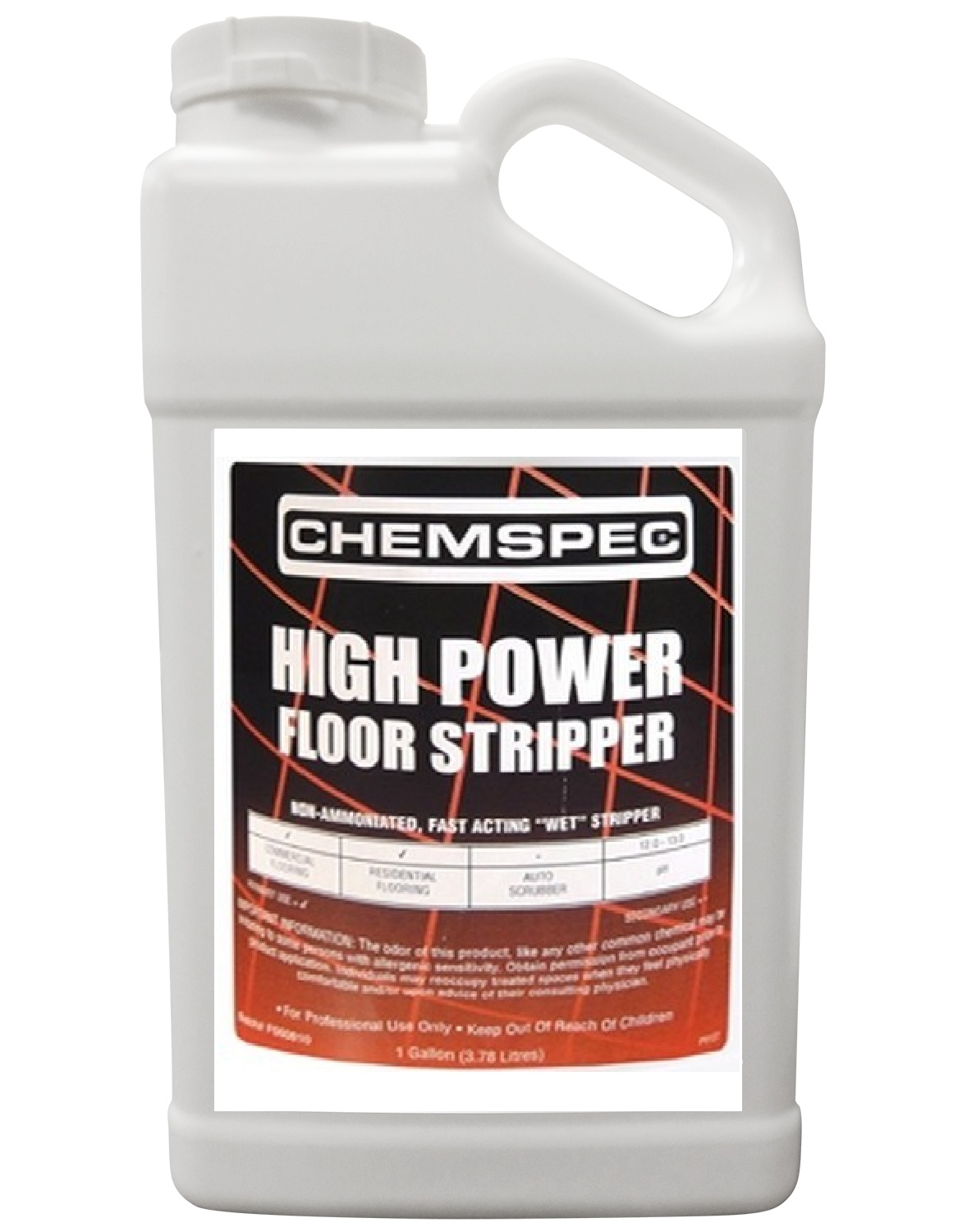 High Power Floor Stripper