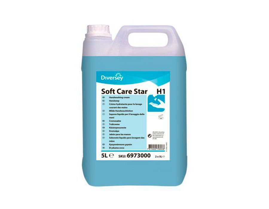 Мыло Soft Care Star