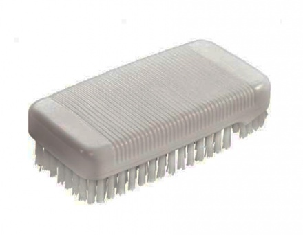 DI Nail Brush Premium White