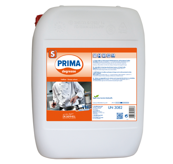 Prima DEGREASE 20 кг
